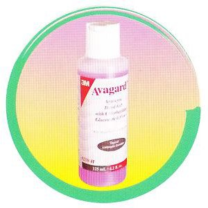 3M Avagard 快速滅菌洗手液