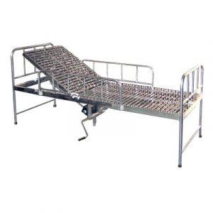 不銹鋼手動側搖床