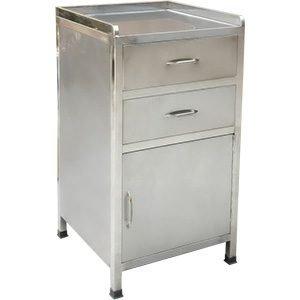 不銹鋼床頭櫃