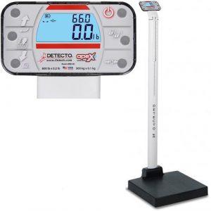 美國 APEX-AC 人體磅連度高尺
