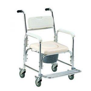 鋁質活動型便椅