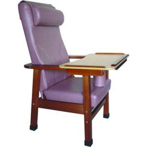 老人木製護理椅