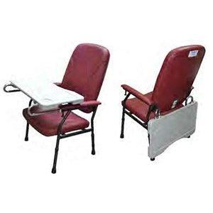 鐵製高背椅