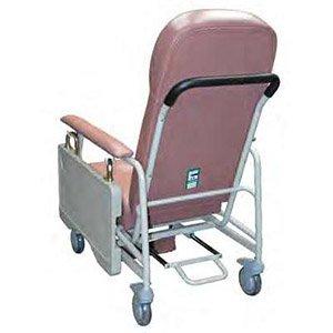鐵製高背椅連檯面板