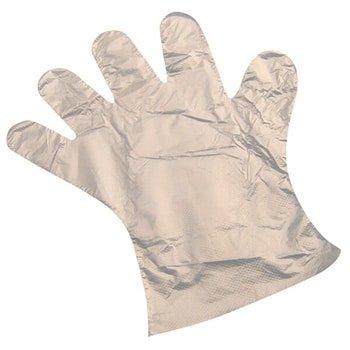 P.E.透明膠手套