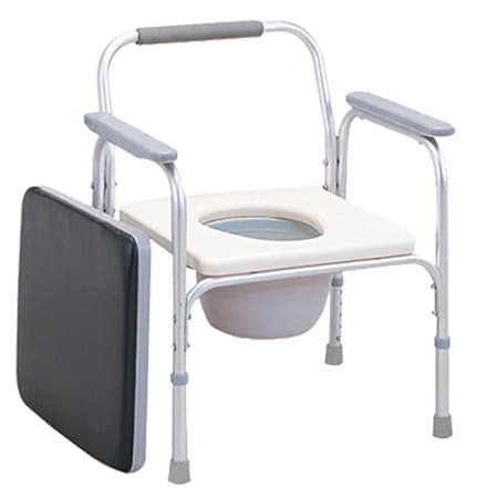 鋁合金大便椅