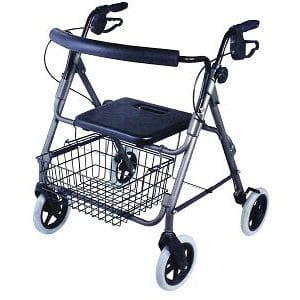 鋁質四輪學行車