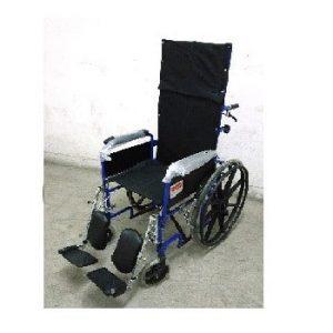 躺式自推輪椅
