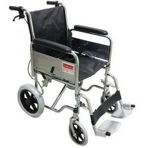 簡便型助推式輪椅
