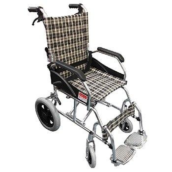 鋁合金輕便型助推式輪椅
