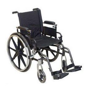 美國Breezy輕便型輪椅