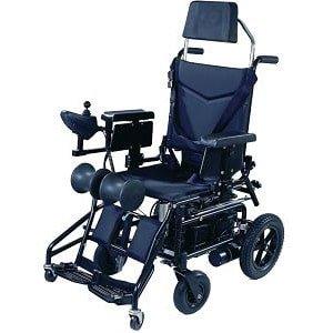 全自動企立式電動輪椅