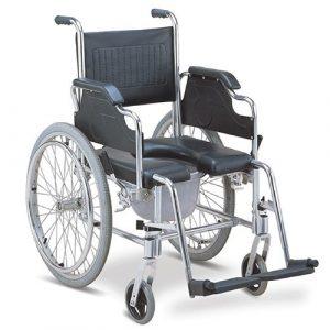 自推活動式便椅