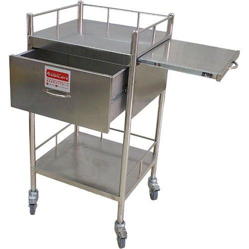 可訂造 – 不銹鋼換症車 / 醫用推車 / 派奶車 / 急救車 / 床頭櫃