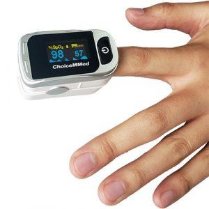 手指式血氧分析儀